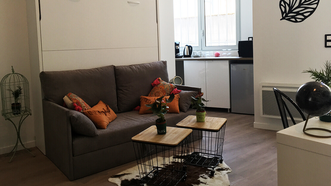 Habitat Inclusif - Homnia Lourdes - Studio tremplin